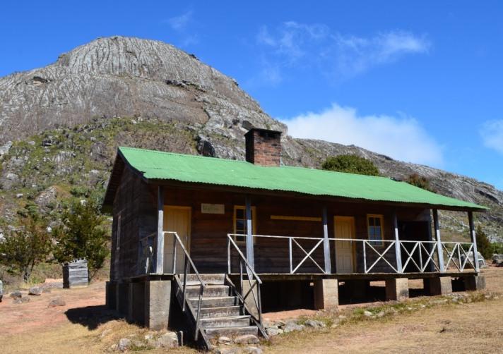 Chinzama Hut
